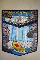 Details about  /Egwa Tawa Dee OA 129 Chronicles Narnia BULLION 2015 flap patch 2006 NOAC 25 MADE