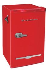 New Red Retro 3.2 Cu. Ft Mini Fridge Compact Refrigerators Small Freezer Office