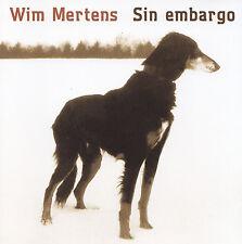 WIM MERTENS - CD - SIN EMBARGO