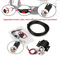 Upgraded Version Car Truck Roll Control Hill Holder Kit Front Brake Line Lock