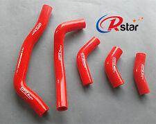 For HONDA CRF450R CRF 450 R 2005 2006 2007 2008 Silicone Radiator Hose