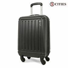 ligero cubierta rígida Carry On de mano cabina maleta equipaje 55x35x20 55x40x20