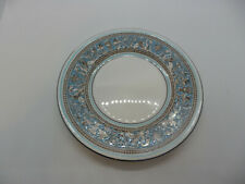 """Wedgwood FLORENTINE TURQUOISE (NO CENTER, WHITE) Bread & Butter Plate 6"""""""