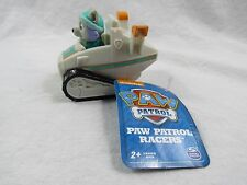 NWT Paw Patrol Racers - Everest Racer Vehicle/ Snowmobile - Toy NEW with Tags