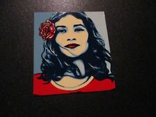 SHEPARD FAIREY Obey Giant Sticker 2X2.25 WE THE PEOPLE DIGNITY from poster print
