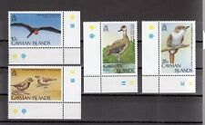 TIMBRE STAMP 4 ILES CAYMANS Y&T#580-83 OISEAU BIRD NEUF**/MNH-MINT 1986 ~A71