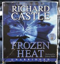 Frozen Heat by Richard Castle (2013, CD, Unabridged)