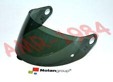 VISIERA NOLAN N62 N63 N64 DARK GREEN  ORIGINALE NOLAN  SP 00123
