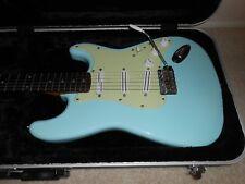 Fender Stratocaster partscaster vintage Bullet neck Duncan rails w/ Gator case