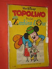 ALBO D'ORO SPECIALE-topolino zecchino d'oro-1969 c -completo bollini-mondadori