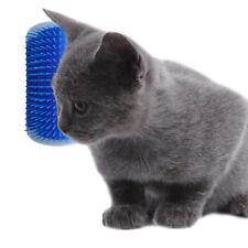 Catit Senses Self Groomer Pet Supplies Cat Grooming Brush Durable Wall Corner