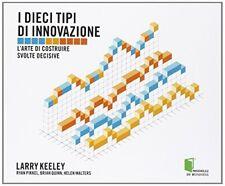 Saggi di economia e affari media misti, tema impresa, strategia e gestione in italiano
