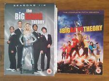 The Big Bang Theory DVD Bundle Series 1-4 + Series 5