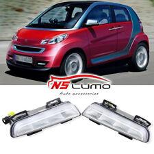 Left/Right OEM-Spec LED DRL Daytime Running Lamps Kit For 2013-2015 Smart Fortwo