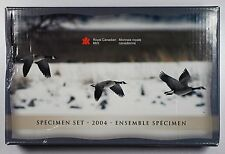 2004 Specimen Set - Canada Goose $1 coin - Original RCM Packaging