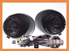 07-13 Toyota Tundra led morimoto Fog Lights Chrome Bumper Wiring Bezel kit 5500K