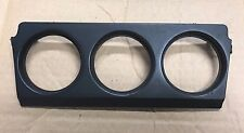 AUDI 80 90 B3 VDO GAUGE BRACKET FRAME SURROUND PLATE FASCIA COVER TRIM 893863321