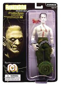 FRANKENSTEIN  8-INCHES TALL  BARE CHEST ACTION FIGURE MEGO CORPORATION