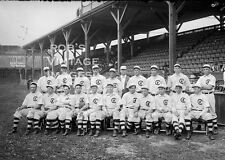 Chicago Cubs Baseball Team Photo 1908  National League