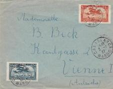 French Moroccan Stamps
