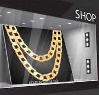 18k Goldkette Panzerkette vergoldet kurz 50cm Halskette 8MM für Herren Damen G6
