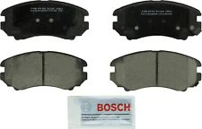 Disc Brake Pad Set-Quietcast Ceramic Pads with Hardware Front Bosch BC1421