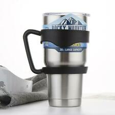 Outdoor Sports Tumbler 30oz Insulated Travel Coffee Cups Mug With Lid Straw RC