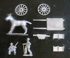 SGTS MESS HD5 1/72 Diecast Refugees with Cart & Mule