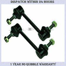 2 FRONT STABILIZER ANTI ROLL BAR DROP LINKS FOR ALFA ROMEO 147, 156, GT,60625029