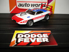 AUTO WORLD ~ '69 Dodge Daytona  ~ New in Jewel Case ~  ALSO FITS AW, AFX, JL
