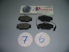 SERIE PASTICCHE FRENO (BRAKE-PADS) ANT. ALFA R.164 FIAT/CROMA LANCIA/THEMA 8.32