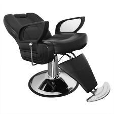 Heavy Barber Massage Chair Hairdressing Shaving Tattoo Salon Barbers Hydraulic