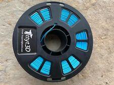 3D Printer Filament PLA 1.75mm 1kg/spool - blue