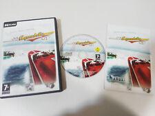 AQUADELIC FUNKY BOAT RACING - JUEGO PC CD-ROM ESPAÑOL