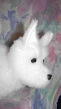 Dog, Husky Dog/Samoyed Dog Stuffed Animal Pattern to Sew FULL SIZE PATTERN