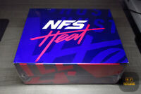 Need for Speed Heat Collector's Edition w/ STEELBOOK Case PS4/XBOX NO GAME