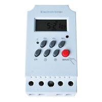 AC 220V 25A programmabile temporizzatore elettronico Interruttore P2S3 E0X5
