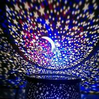 GS Starry Master Night Sky Projector LED Lamp Romantic Star Light Kids Gfit Toys