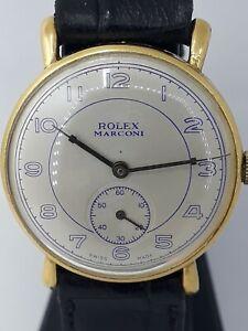 Vintage Rolex Marconi, Beuatiful Wristwatch,No reserve price