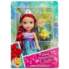 Bandai Disney Princess Capchara Heroine Bambola VOL 5 Belle Jasmine Ariel Set