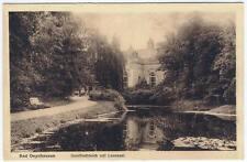 Cards E40 postcard Prewar Bad Oeynhausen Germany