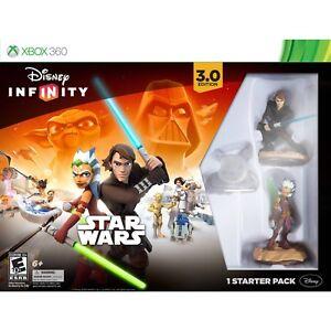 Disney Infinity Star Wars 3.0 Edition Starter Pack (Xbox 360) NEW!