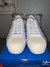 Adidas Superstar 80s Recon Size 7 Footwear White Classic