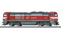 Märklin 37215 Lourde Locomotive Diesel G 2000 Serf Mfx + Son