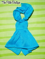 MONSTER HIGH FREAKY FUSION AVEA TROTTER REPLACEMENT BLUE HATLER RUFFLE TOP SHIRT