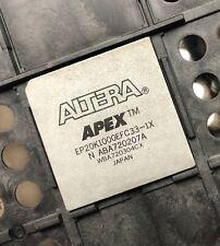 ALTERA APEX EP20K1000EFC33-1X IC FPGA 708 I/O 1020FBGA 0207 Date Code **NEW**