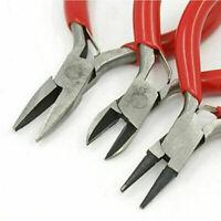 3 Stk. Mini Zange Set für DIY Schmuck Set Pro G6C8 U7Y1
