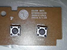 Pulsante Board 68709S0142A (3) dalla LG 32LC2R KEY  LCD TV