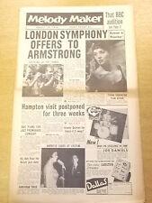 MELODY MAKER 1956 AUGUST 18 LIONEL HAMPTON VIC ASH JAZZ BIG BAND SWING