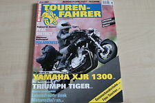 164859) Yamaha XJ 1300 im TEST - Tourenfahrer 06/2007